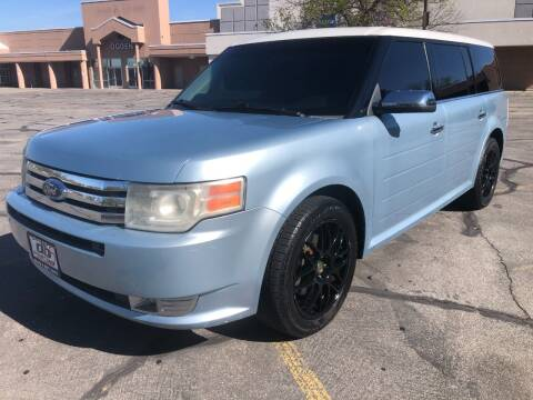 2009 Ford Flex for sale at DRIVE N BUY AUTO SALES in Ogden UT