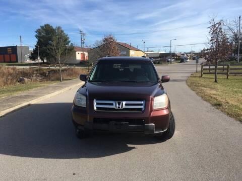 2008 Honda Pilot for sale at Abe's Auto LLC in Lexington KY