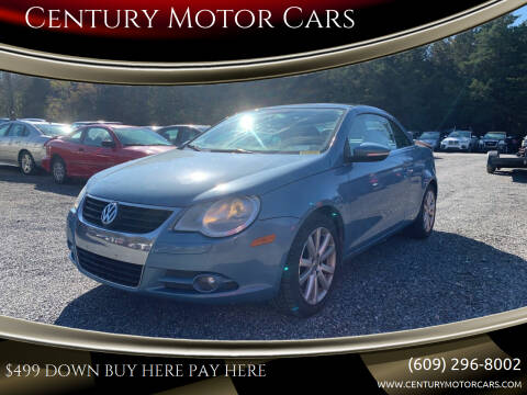 2009 Volkswagen Eos for sale at Century Motor Cars in West Creek NJ