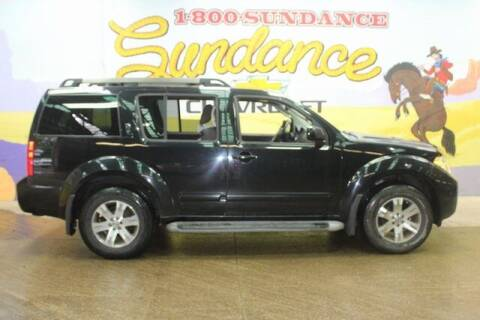 2011 Nissan Pathfinder for sale at Sundance Chevrolet in Grand Ledge MI
