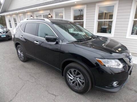 2016 Nissan Rogue for sale at Bachettis Auto Sales in Sheffield MA