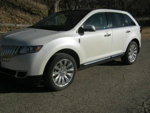 2014 Lincoln MKX for sale at Matteson Motors Inc in Phillipsburg KS