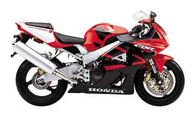 2001 Honda CBR929RR for sale at Powersports of Palm Beach in Hollywood FL