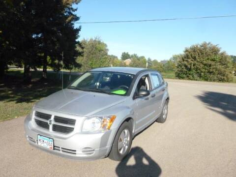 2008 Dodge Caliber for sale at HUDSON AUTO MART LLC in Hudson WI