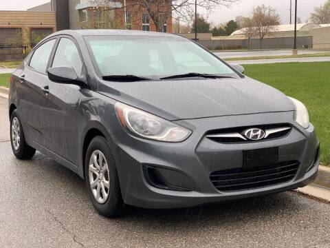 2012 Hyundai Accent for sale at A.I. Monroe Auto Sales in Bountiful UT