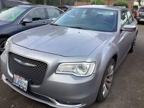 2017 Chrysler 300 for sale at Royal Moore Custom Finance in Hillsboro OR