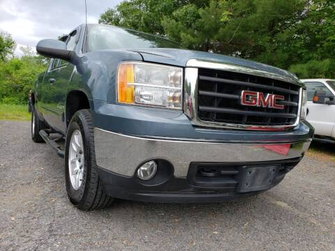 2007 GMC Sierra 1500 for sale at Jacob's Auto Sales Inc in West Bridgewater MA