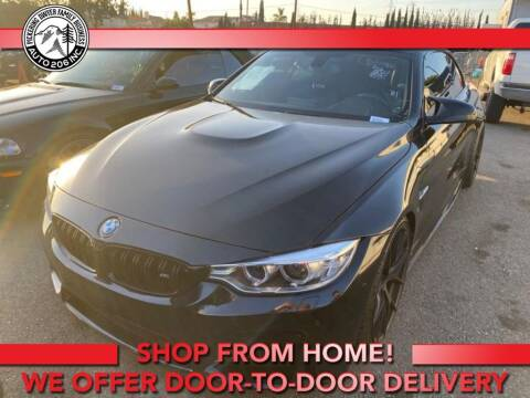 2016 BMW M4 for sale at Auto 206, Inc. in Kent WA