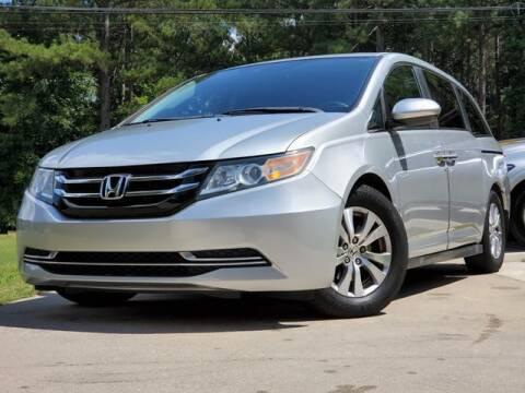 2014 Honda Odyssey for sale at Dynasty Auto Brokers in Marietta GA
