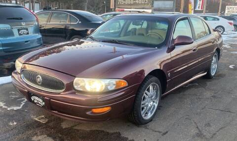 2004 Buick LeSabre for sale at Affordable Auto Sales in Webster WI