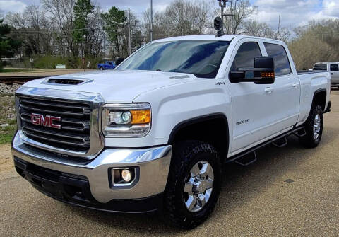 2017 GMC Sierra 2500HD for sale at JACKSON LEASE SALES & RENTALS in Jackson MS