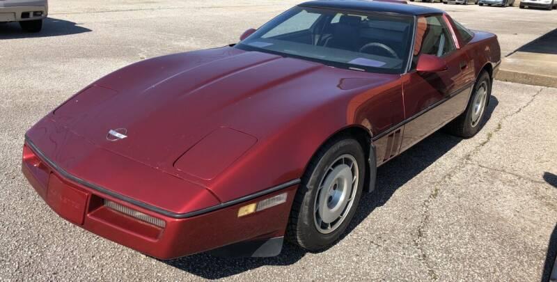 1986 Chevrolet Corvette for sale in Alamo, TN