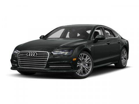 2017 Audi A7 for sale at Auto Finance of Raleigh in Raleigh NC