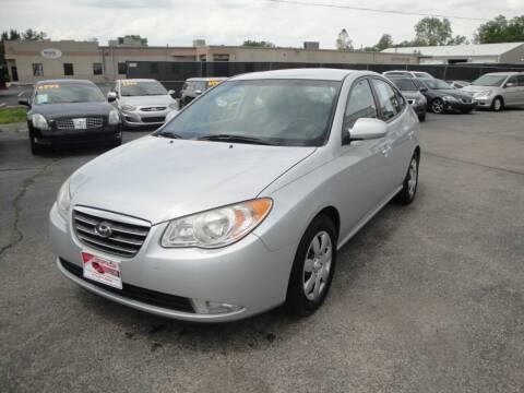 2008 Hyundai Elantra for sale at A&S 1 Imports LLC in Cincinnati OH