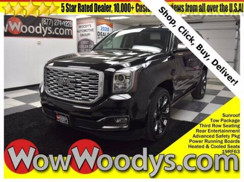 2019 GMC Yukon for sale at WOODY'S AUTOMOTIVE GROUP in Chillicothe MO