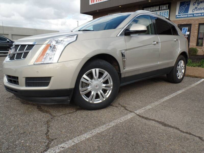 2010 Cadillac SRX for sale at Flywheel Motors, llc. in Olive Branch MS