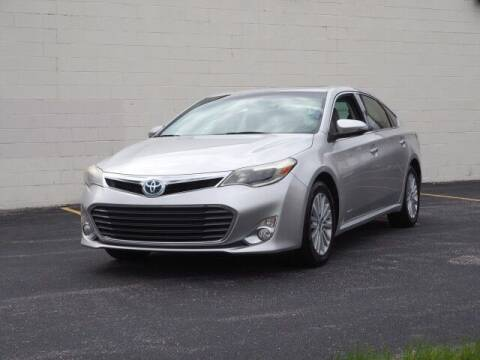 2013 Toyota Avalon Hybrid for sale at O T AUTO SALES in Chicago Heights IL