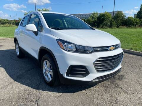 2018 Chevrolet Trax for sale at Pristine Auto Group in Bloomfield NJ
