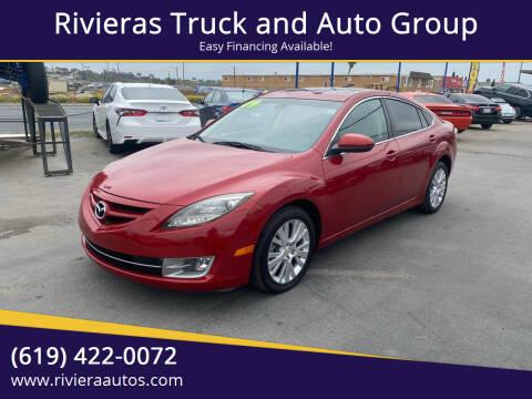 2009 Mazda MAZDA6 for sale at Rivieras Truck and Auto Group in Chula Vista CA