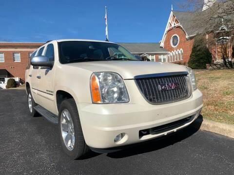 2008 GMC Yukon for sale at Automax of Eden in Eden NC