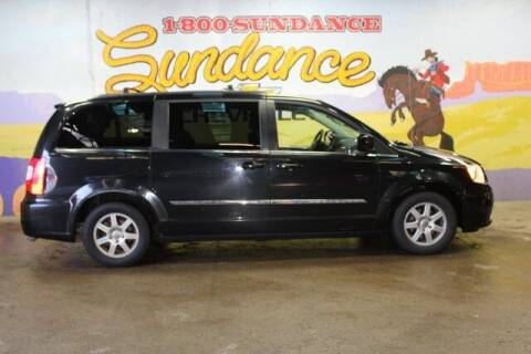2011 Chrysler Town and Country for sale at Sundance Chevrolet in Grand Ledge MI