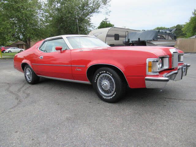 1973 Mercury Cougar for sale at TAPP MOTORS INC in Owensboro KY
