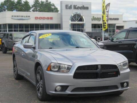 2014 Dodge Charger for sale at Ed Koehn Chevrolet in Rockford MI