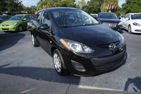 2013 Mazda MAZDA2 for sale at J Linn Motors in Clearwater FL