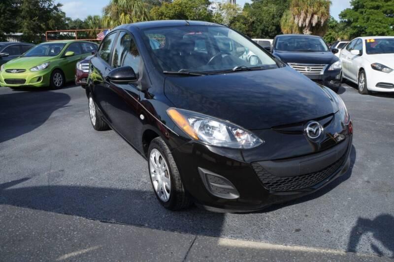 2013 Mazda MAZDA2 for sale at J Linn Motors in Clearwater FL