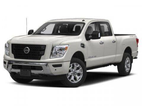 2021 Nissan Titan XD for sale in Helena, MT