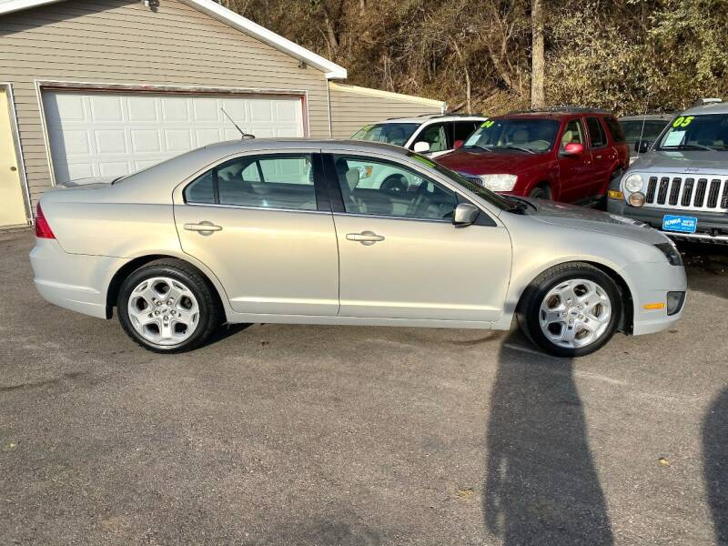 2010 Ford Fusion for sale at Iowa Auto Sales, Inc in Sioux City IA