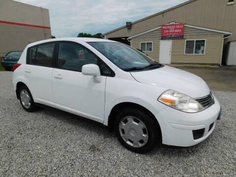 2008 Nissan Versa for sale at Macrocar Sales Inc in Akron OH