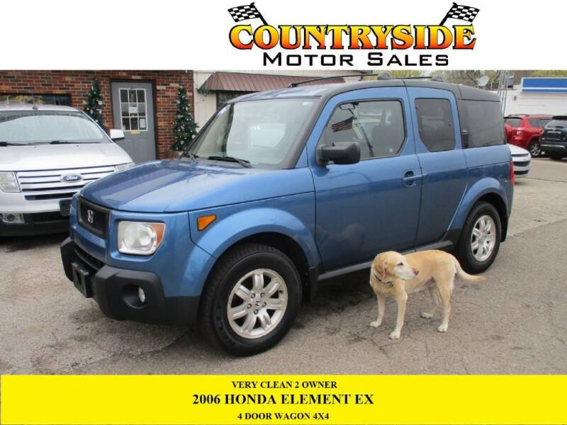 2006 Honda Element for sale in South Haven, MI
