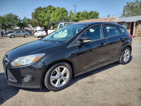 2013 Ford Focus for sale at Larry's Auto Sales Inc. in Fresno CA