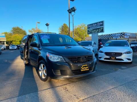 2011 Volkswagen Routan for sale at Save Auto Sales in Sacramento CA