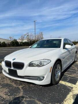 2013 BMW 5 Series for sale at DFW AUTO FINANCING LLC in Dallas TX