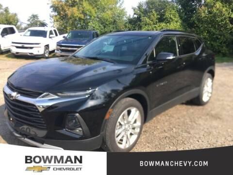 2019 Chevrolet Blazer for sale at Bowman Auto Center in Clarkston MI