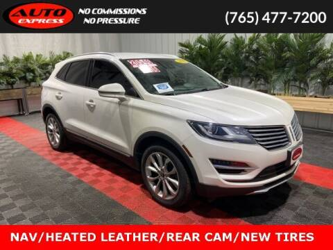 2017 Lincoln MKC for sale at Auto Express in Lafayette IN