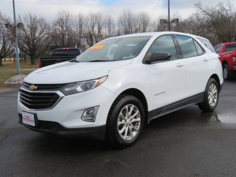 2018 Chevrolet Equinox for sale at Low Cost Cars North in Whitehall OH