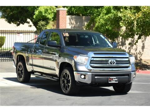 2016 Toyota Tundra for sale at A-1 Auto Wholesale in Sacramento CA