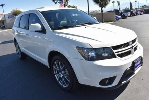 2018 Dodge Journey for sale at DIAMOND VALLEY HONDA in Hemet CA
