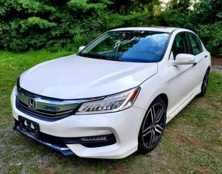 2016 Honda Accord for sale at The Car Store in Milford MA