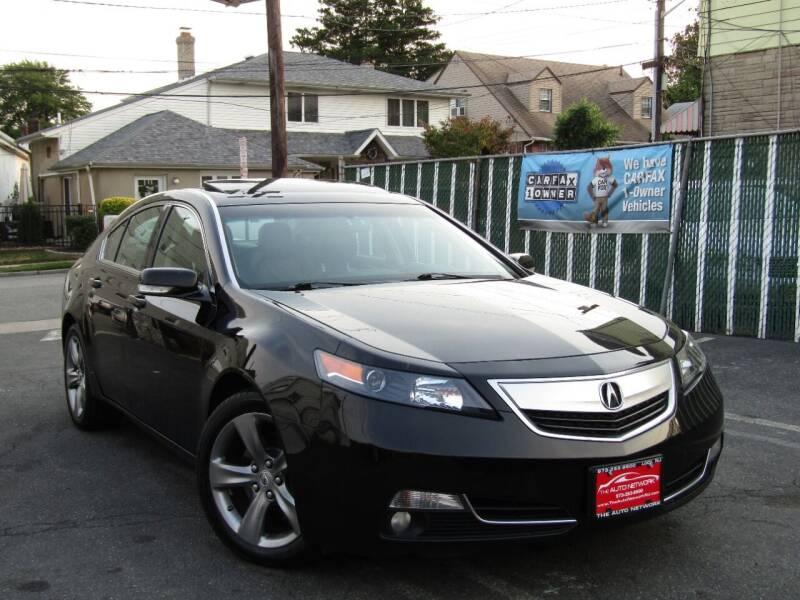 2013 Acura TL for sale at The Auto Network in Lodi NJ