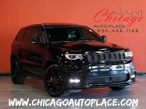 2019 Jeep Grand Cherokee for sale at Chicago Auto Place in Bensenville IL