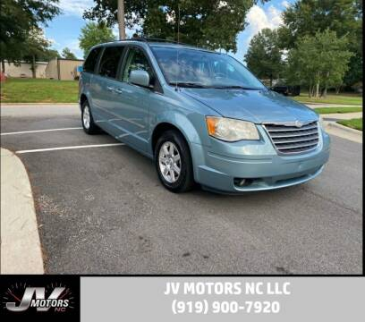 2010 Chrysler Town and Country for sale at JV Motors NC LLC in Raleigh NC