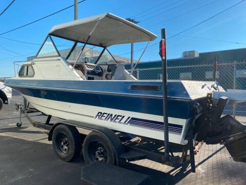 1991 REINELL 20' Cutty Cabin for sale at Dorn Brothers Truck and Auto Sales in Salem OR