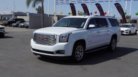 2020 GMC Yukon XL for sale at Choice Motors in Merced CA
