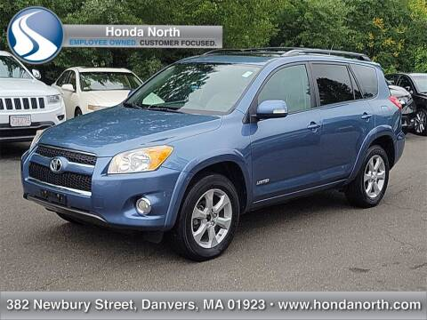 2012 Toyota RAV4 for sale at 1 North Preowned in Danvers MA