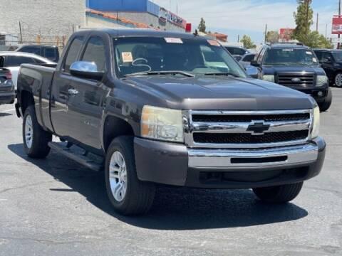 2010 Chevrolet Silverado 1500 for sale at Brown & Brown Wholesale in Mesa AZ