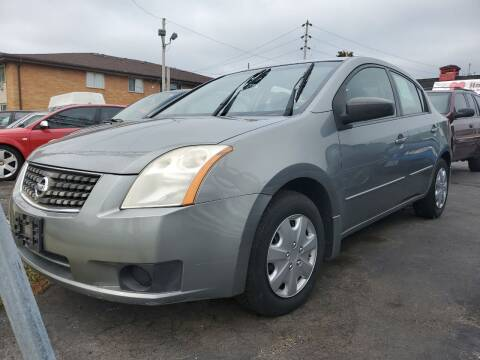 2007 Nissan Sentra for sale at Hart Auto in Milwaukee WI